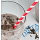 4 batidos de Proteína Ni Una Dieta Más (chocolate) - envío gratis