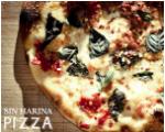 Pizza sin harina