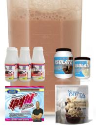 batidos de whey protein