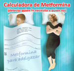 Dosis metformina para adelgazar