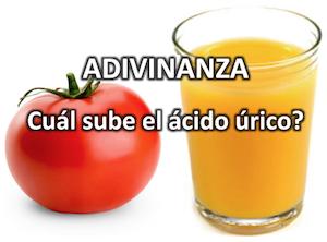 acido urico alto salmone coca cola zero para el acido urico