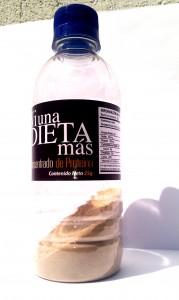 batido de proteína ni una dieta mas