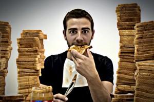 Que comer para quitar la ansiedad y no engordar