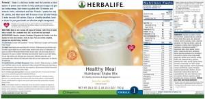 Cómo tomar batidos Herbalife para bajar de peso