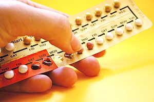 Las pildoras anticonceptivas (Info)