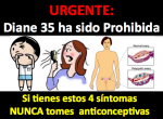 pastillas anticonceptivas Diane 35